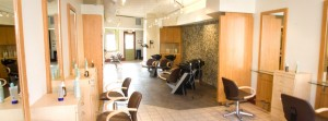 New Home Renovation for Hair Salon